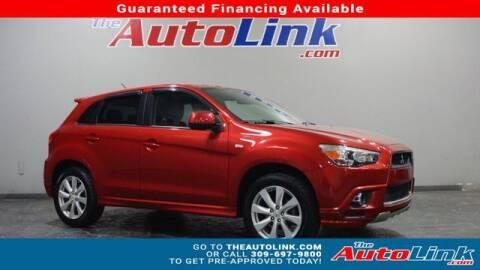 2012 Mitsubishi Outlander Sport for sale at The Auto Link Inc. in Bartonville IL