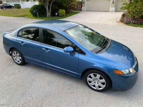 2006 Honda Civic for sale at Exceed Auto Brokers in Lighthouse Point FL