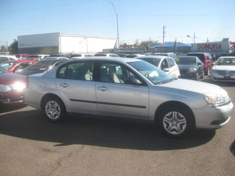2005 Chevrolet Malibu for sale at Town and Country Motors - 1702 East Van Buren Street in Phoenix AZ