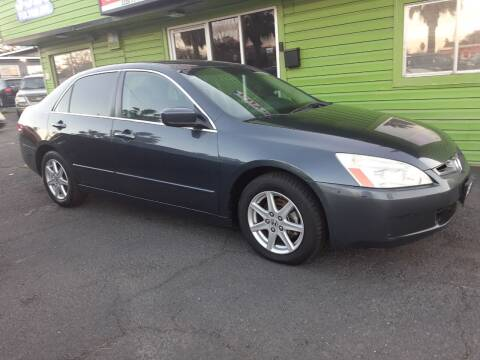 2004 Honda Accord for sale at Amazing Choice Autos in Sacramento CA