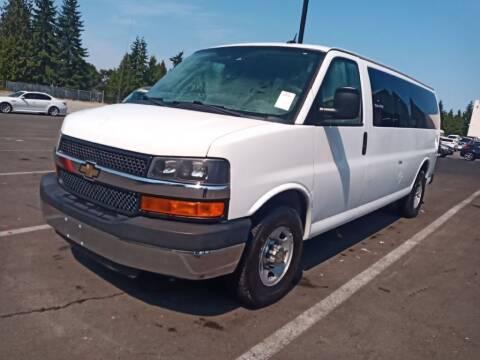 2014 Chevrolet Express Passenger for sale at Northwest Van Sales in Portland OR