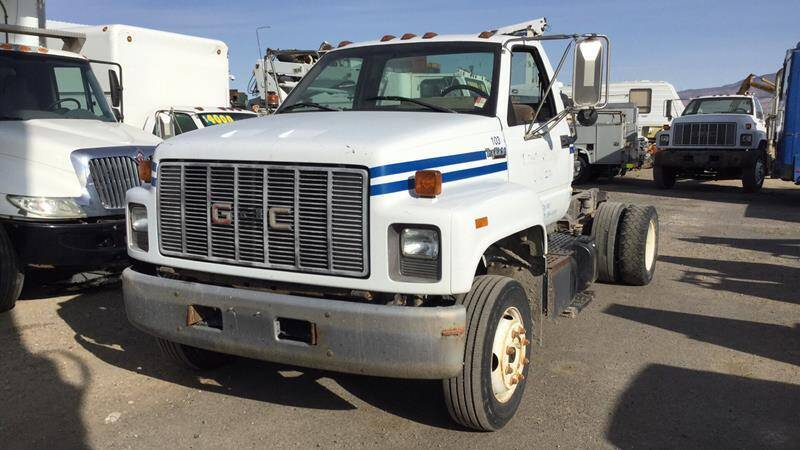 1996 GMC C6500 for sale at Brand X Inc. in Mound House NV