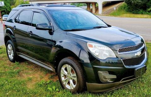 2012 Chevrolet Equinox for sale at Auto Titan in Knoxville TN