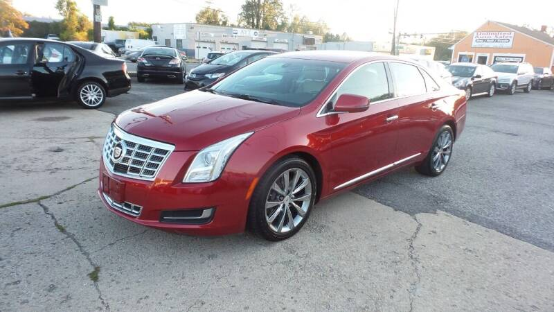 2013 Cadillac XTS for sale in Upper Marlboro, MD