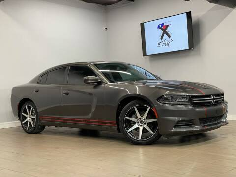 2015 Dodge Charger for sale at TX Auto Group in Houston TX