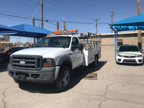 2007 Ford F-450 Super Duty for sale at Autos Montes in Socorro TX
