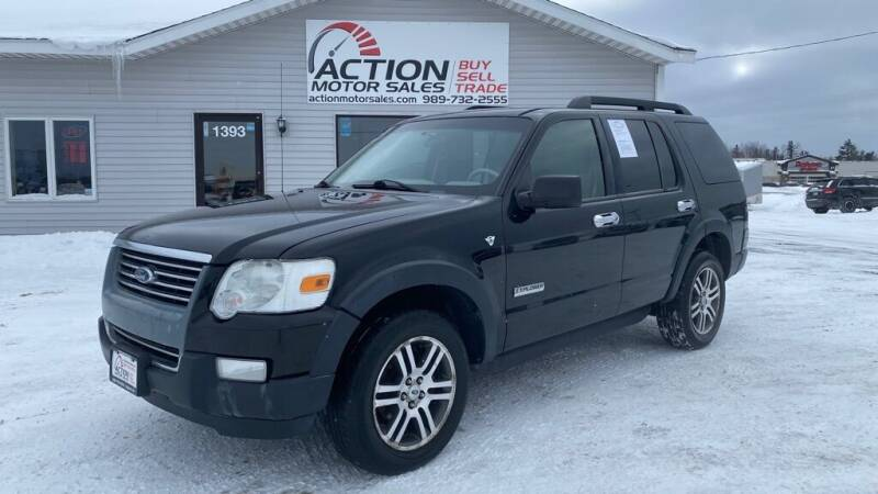 2007 Ford Explorer for sale at Action Motor Sales in Gaylord MI