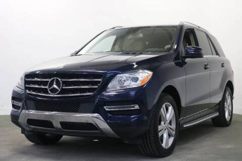2013 Mercedes-Benz M-Class for sale at Clawson Auto Sales in Clawson MI