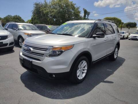 2013 Ford Explorer for sale at Bargain Auto Sales in West Palm Beach FL