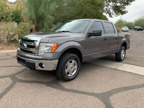 2014 Ford F-150 for sale at BUY RIGHT AUTO SALES in Phoenix AZ