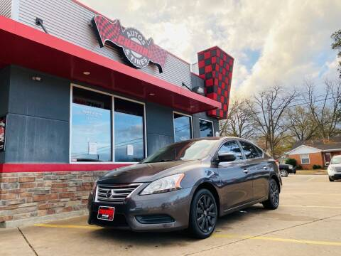 2013 Nissan Sentra for sale at Chema's Autos & Tires in Tyler TX