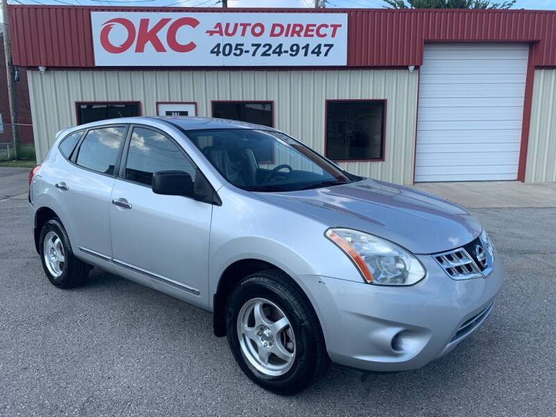 2012 Nissan Rogue for sale at OKC Auto Direct in Oklahoma City OK