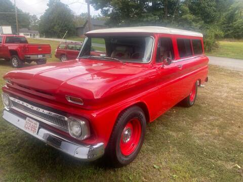 1966 Chevrolet Suburban for sale at Drivers Auto Sales in Boonville NC