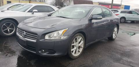 2009 Nissan Maxima for sale at Nonstop Motors in Indianapolis IN