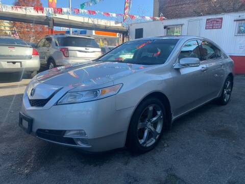 2011 Acura TL for sale at Gallery Auto Sales in Bronx NY