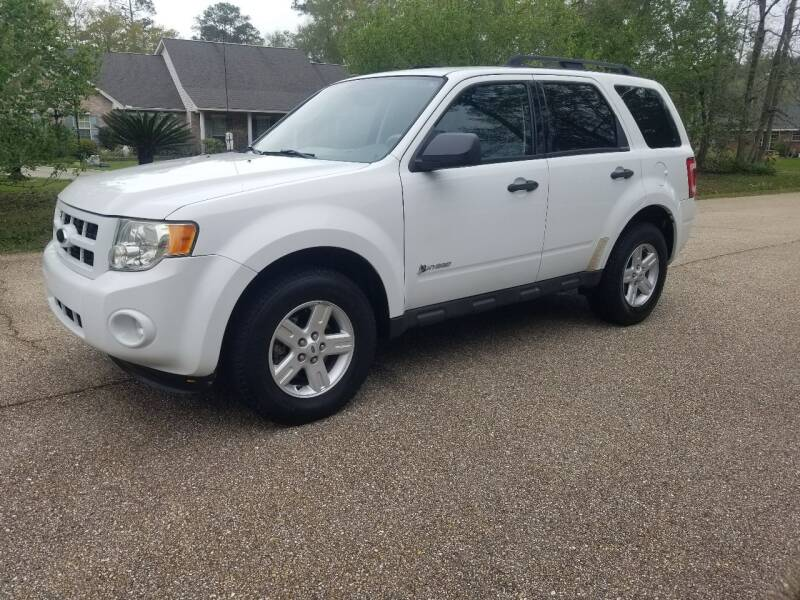 2009 Ford Escape Hybrid for sale at J & J Auto Brokers in Slidell LA