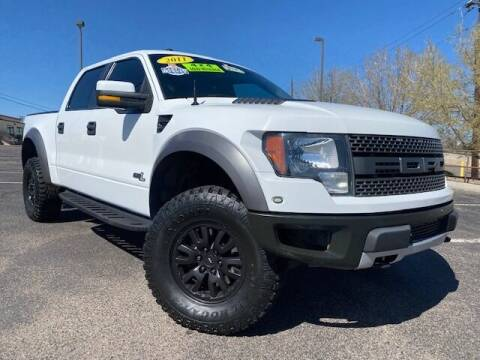 2011 Ford F-150 for sale at UNITED Automotive in Denver CO