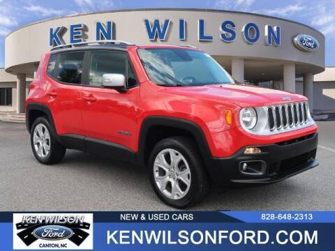 2016 Jeep Renegade for sale at Ken Wilson Ford in Canton NC