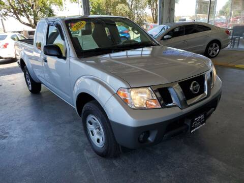2014 Nissan Frontier for sale at Sac River Auto in Davis CA