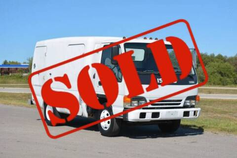 2003 Isuzu NPR for sale at Signature Truck Center - Service-Utility Truck in Crystal Lake IL