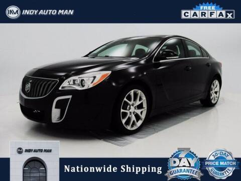 2015 Buick Regal for sale at INDY AUTO MAN in Indianapolis IN