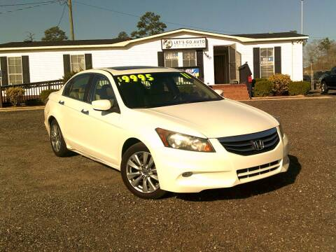 2011 Honda Accord for sale at Let's Go Auto Of Columbia in West Columbia SC