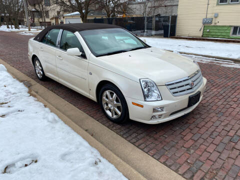 2007 Cadillac STS for sale at RIVER AUTO SALES CORP in Maywood IL