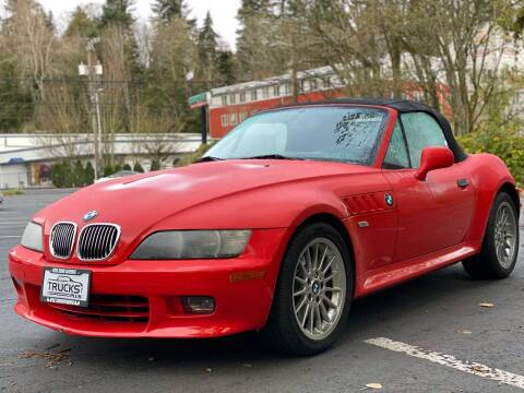 2002 BMW Z3 for sale at Trucks Plus in Seattle WA