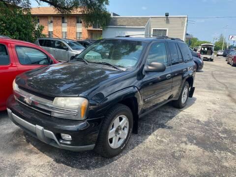 2003 Chevrolet TrailBlazer for sale at 1st Quality Auto in Milwaukee WI