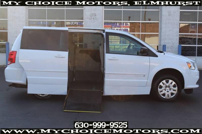 2014 Dodge Grand Caravan for sale at Your Choice Autos - My Choice Motors in Elmhurst IL