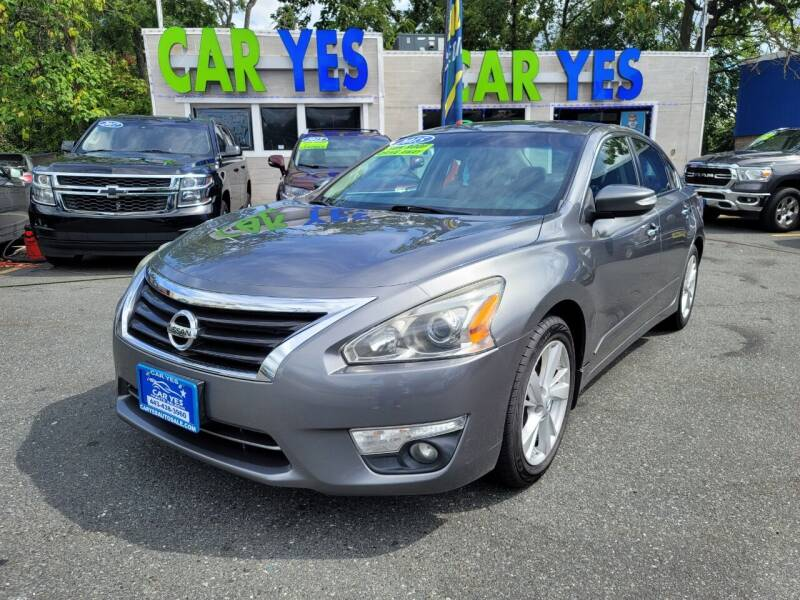 2015 Nissan Altima for sale at Car Yes Auto Sales in Baltimore MD