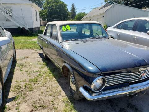 1964 Plymouth Valiant for sale at Buena Vista Auto Sales in Storm Lake IA