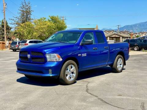 2018 RAM Ram Pickup 1500 for sale at INVICTUS MOTOR COMPANY in West Valley City UT