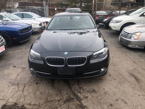 2011 BMW 5 Series for sale at Six Brothers Auto Sales in Youngstown OH