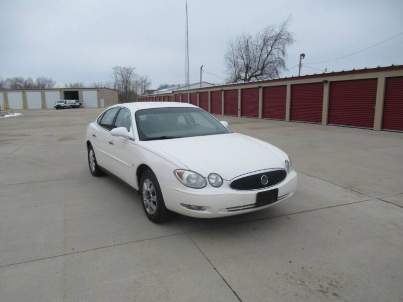 2006 Buick LaCrosse for sale at Perfection Auto Detailing & Wheels in Bloomington IL