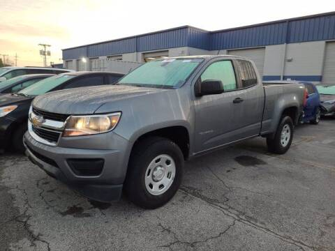 2018 Chevrolet Colorado for sale at Auto Finance of Raleigh in Raleigh NC
