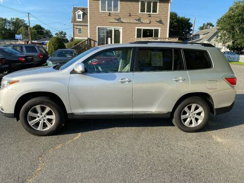 2013 Toyota Highlander for sale at Good Works Auto Sales INC in Ashland MA