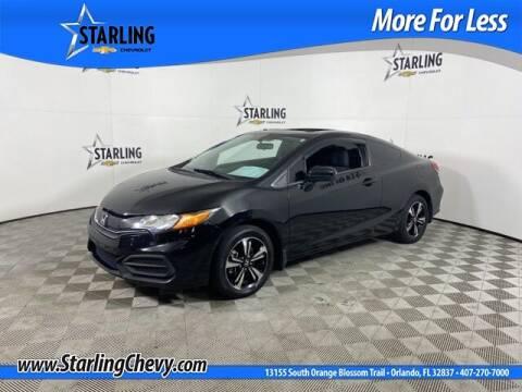 2014 Honda Civic for sale at Pedro @ Starling Chevrolet in Orlando FL