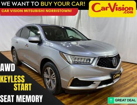 2017 Acura MDX for sale at Car Vision Mitsubishi Norristown in Norristown PA