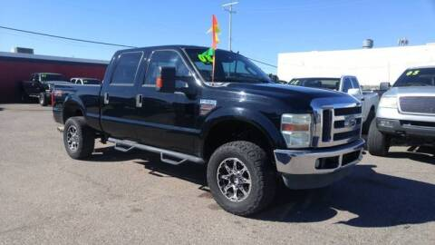 2008 Ford F-350 Super Duty for sale at Advantage Motorsports Plus in Phoenix AZ