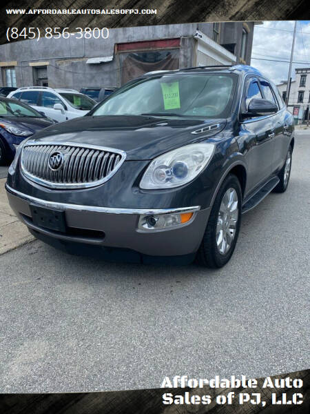 2011 Buick Enclave for sale at Affordable Auto Sales of PJ, LLC in Port Jervis NY