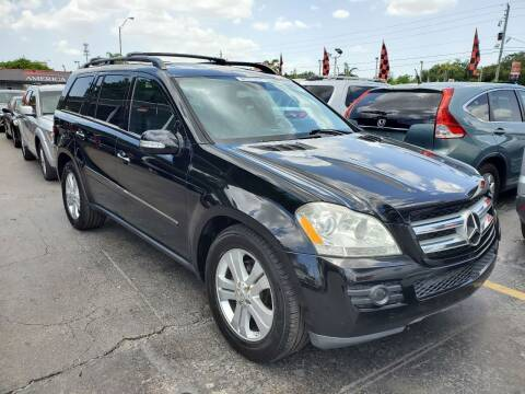 2007 Mercedes-Benz GL-Class for sale at America Auto Wholesale Inc in Miami FL