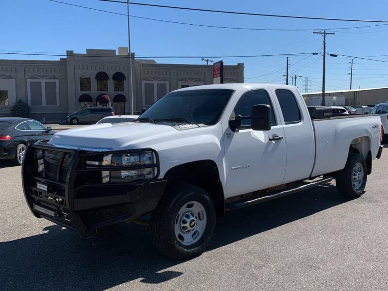 2011 Chevrolet Silverado 2500HD for sale at Billings Auto Finder in Billings MT