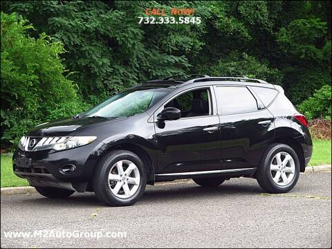 2010 Nissan Murano for sale at M2 Auto Group Llc. EAST BRUNSWICK in East Brunswick NJ