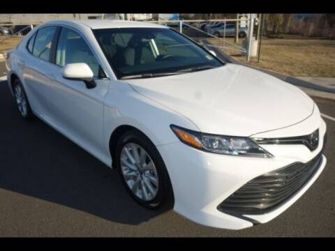 2020 Toyota Camry for sale at Pleasant Auto Group in Chantilly VA