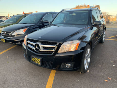 2011 Mercedes-Benz GLK for sale at Ideal Cars in Hamilton OH