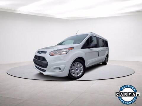 2018 Ford Transit Connect Wagon for sale at Carma Auto Group in Duluth GA