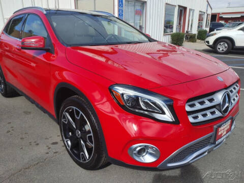 2019 Mercedes-Benz GLA for sale at Guy Strohmeiers Auto Center in Lakeport CA