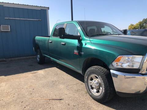 2012 RAM Ram Pickup 2500 for sale at Halvorson Auto in New Rockford ND