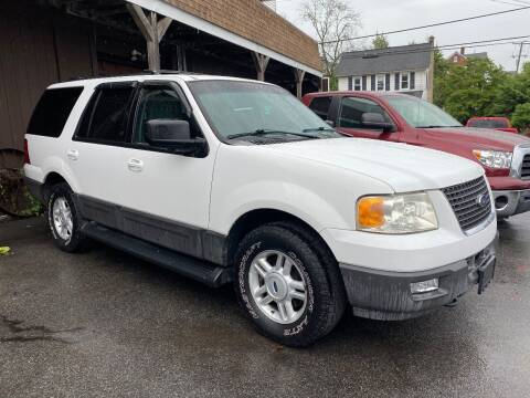 2004 Ford Expedition for sale at TNT Auto Sales in Bangor PA